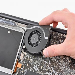 laptop koeler fan reparatie