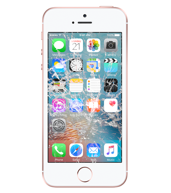 iphone se reparatie scherm